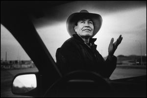 © George Webber - Sam Day Chief, Stand Off, 1997