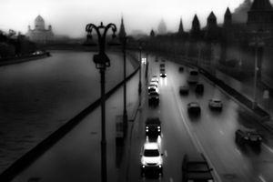 Moscow Dusk