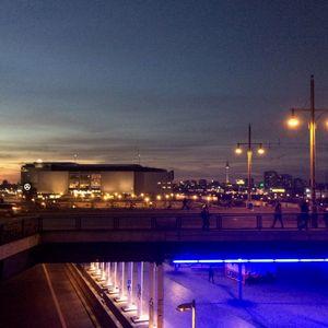 Blue hour Berlin