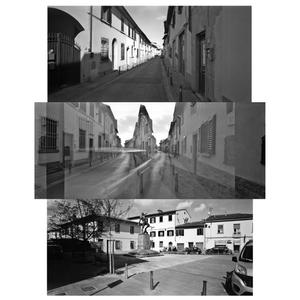 Peretola, Florence suburbs a street