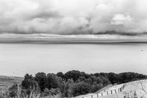 View from Parnidis Dune - Nida, Lithuania