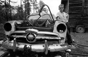 Southeast Georgia, 1969-1970 © Frederick C. Baldwin