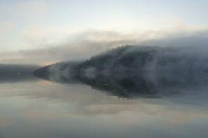 Fog in Joe Crafts Bay