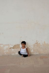 A Girl, Agra, India