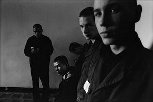 Youth Detention Camp, Kaliningrad, Russia, 2004 © Klavdij Sluban