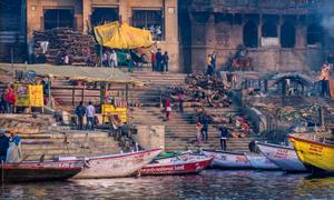 'The Banks of the Varanasi'