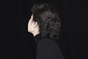 Her hairstyle is symbolic for her, it has been with her for many years.