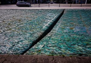 Deep Fountain - Antwerp Belgium