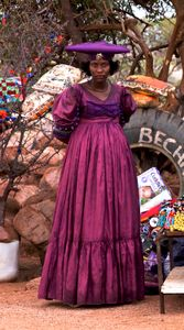 Herero Women Portrait