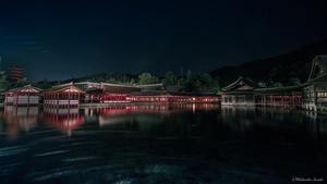 Night Itsukushima