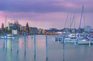 Romanshorn Harbor