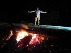 آتش وساحل
