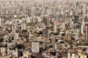 Cumballa Hill, Mumbai, India (2010). From the series 'BRICS' © Marcus Lyon