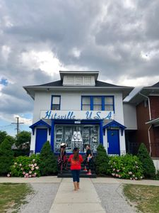 Motown, Detroit, Michigan