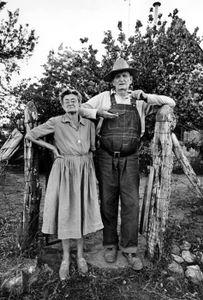 German American farmers, central Texas, 1973 © Wendy Watriss and Frederick C. Baldwin
