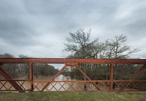 Black Bayou Bridge; Glendora, Mississippi 2018