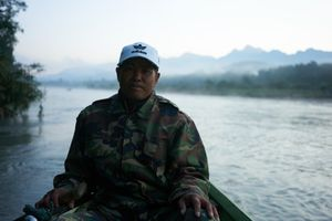 Nam Khan River Captain