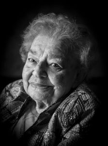Nursing Home Portrait #7