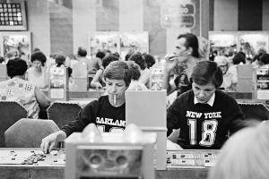 The CNE, The Exhibition, Toronto, Canada, 1981