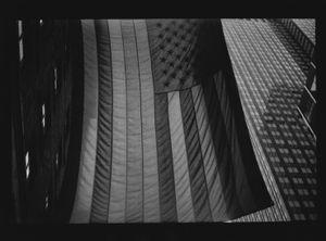 Untitled (American Flag), 2018