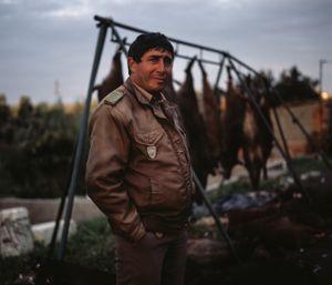 Antonio Alves, forest ranger. © Antonio Pedrosa