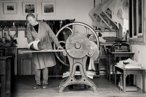 Mary Gillett, Printmaker