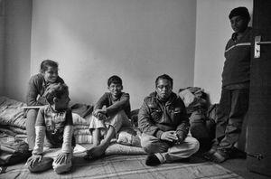 Gautam and his family from Sri Lanka