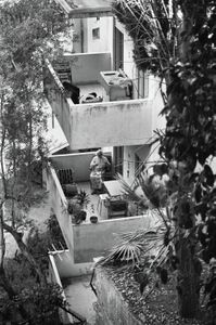Balconies, Haifa, 1984