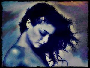 Selene, Titan Goddess of the Moon