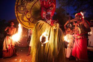 Puthiya Bhagavathy Theyyam, Kannur