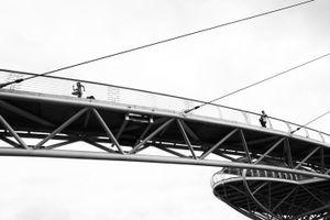 Running On The Bridge