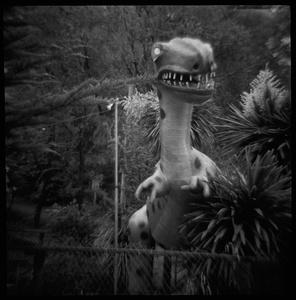 Miniature Golf Course Dinosaur, Guerneville, CA