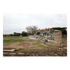 Palatino  [Le Antichitá romane I] circa 1784 / 2016