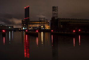 The Factory on the River, Providence, RI, 2015