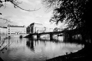 Late Autumn 2017. Prague.