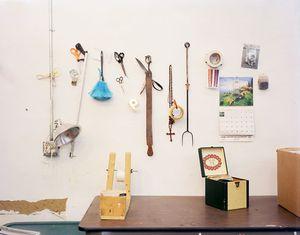 Untitled Thrift, 2006 (Tools)