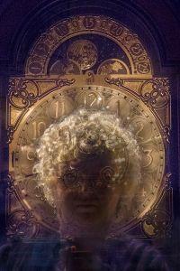 Self-portrait in Time