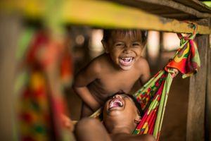 Embera Kids