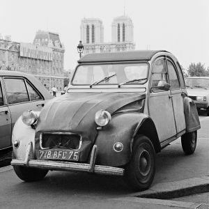 Paris, France, 1982