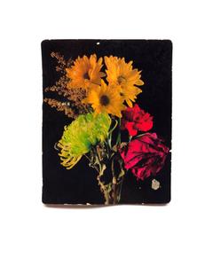 Distressed Floral Arrangement, 2020
