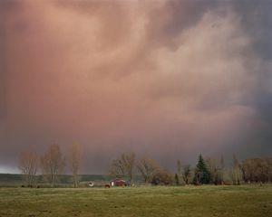 Dust Storm, Hotchkiss, Colorado, 2013