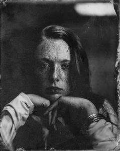 Kristen Tintype