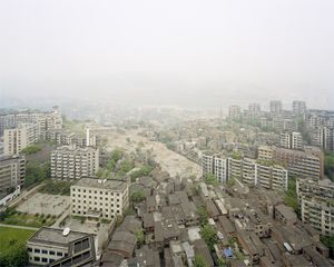 Yuzhong District, Chongqing 2007. © Ferit Kuyas.