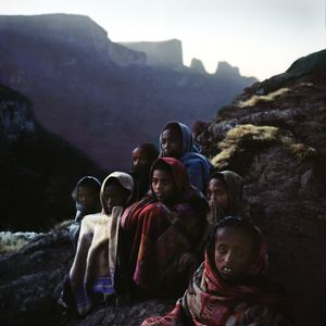 Children of the Simien Mountains.