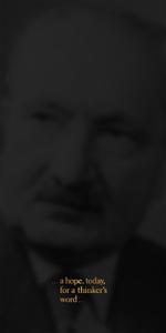 Hope/Heidegger