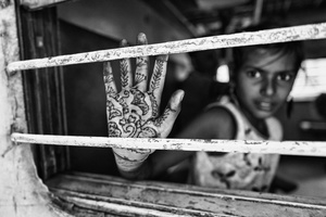 IMPRESSIONS AT THE OLD DELHI RAILWAY STATION 3