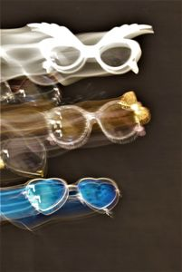 shades on the move  (Abstract Photography)