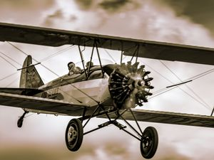 Old Time Flying