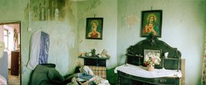 """Aggie's Bedroom. From the exhibition """"Landscapes"""" © Tom Wood"""