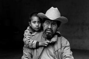 Tino and his grandfather